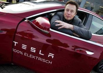 Saham Tesla