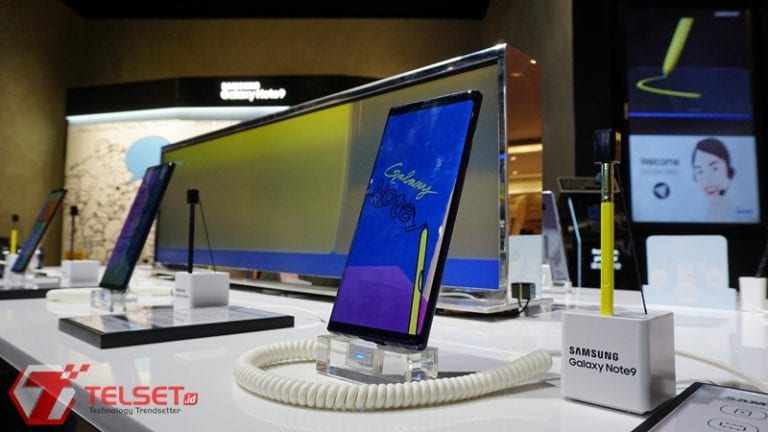 Hands-on Samsung Galaxy Note 9: Phablet Besar nan Powerful