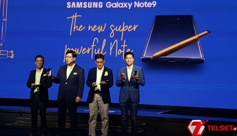 Samsung Galaxy Note9 Resmi Mendarat di Indonesia