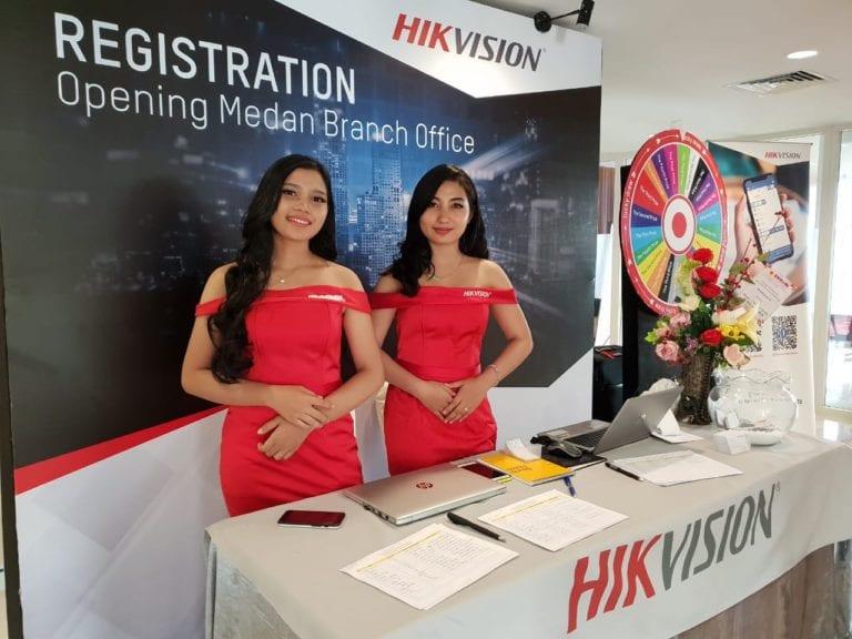 Hikvision Dukung Kota Medan Menjadi Smart City