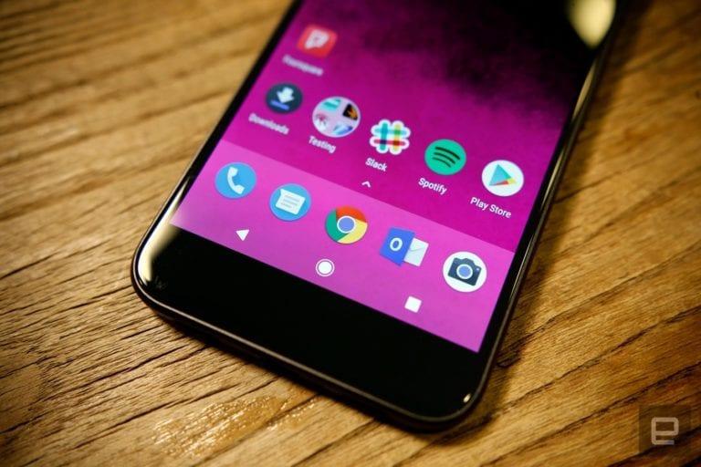Pixel XL Bermasalah, Google Salahkan Android Pie