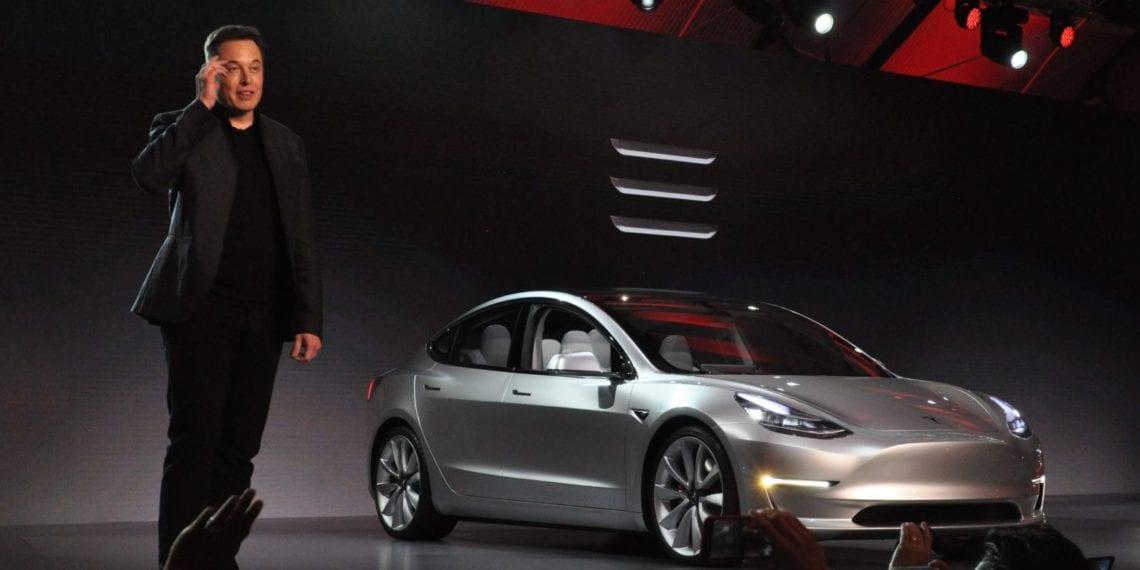 Mobil murah Tesla