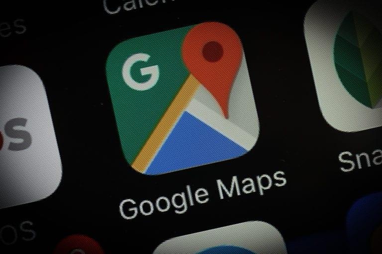 Canggih! Google Maps Bisa Deteksi Daya Baterai Ponsel