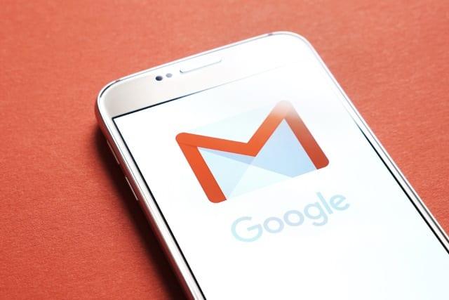 Gmail di iOS