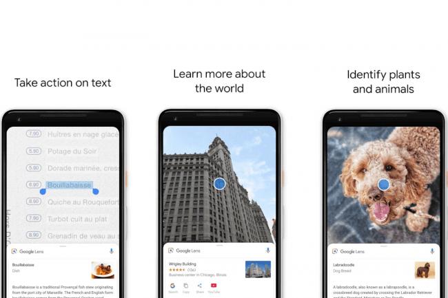 Google Lens Hadir, Aplikasi Goggles Resmi Almarhum
