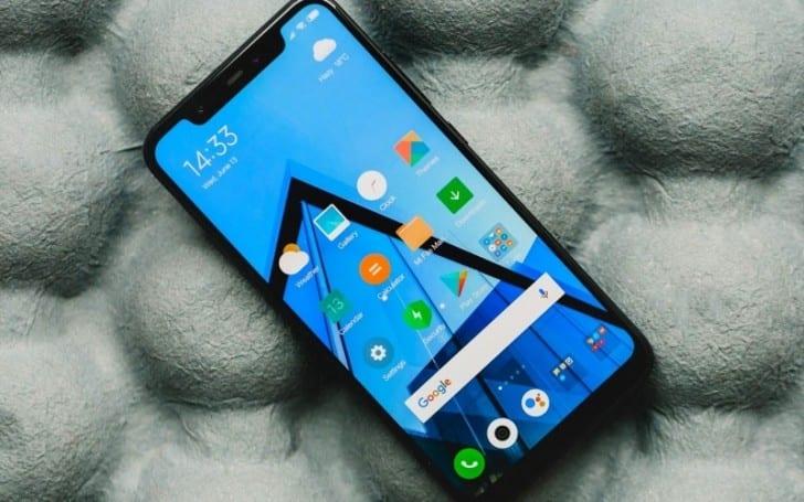 Penampakan Pertama Xiaomi Pocophone F1