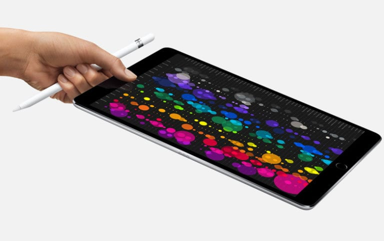 Punya Sudut Bulat, Tampang iPad Pro Mirip iPhone X?