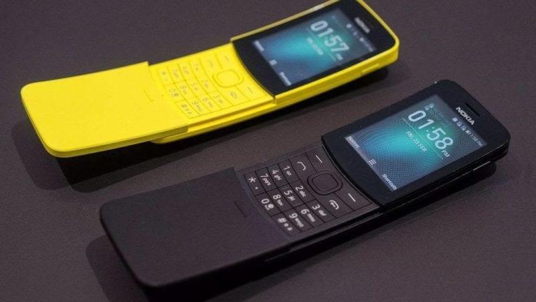 Nokia 8110 4G, Ponsel Fitur yang Lebih Pintar dari Smartphone?