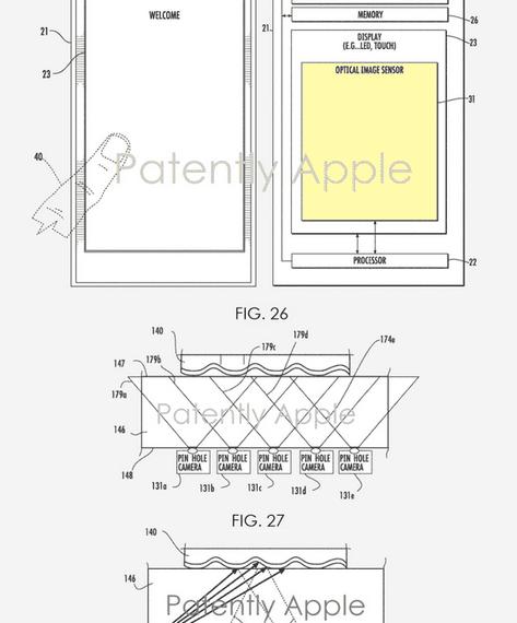 Sidik Jari iPhone Bakal Pakai Sensor Kamera