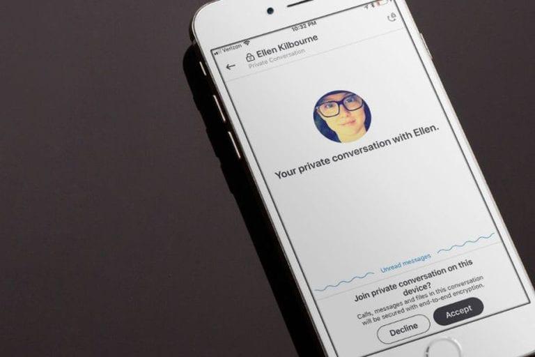Obrolan Pribadi di Skype Kini Terenkripsi