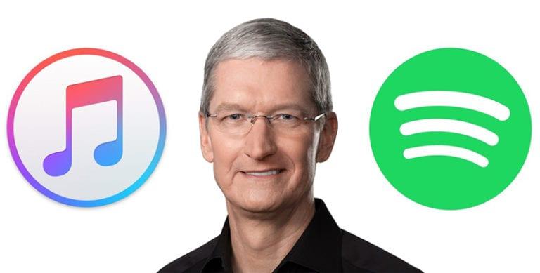 Sindir Spotify, Bos Apple: Musik Terlalu Dikuasai Komputer