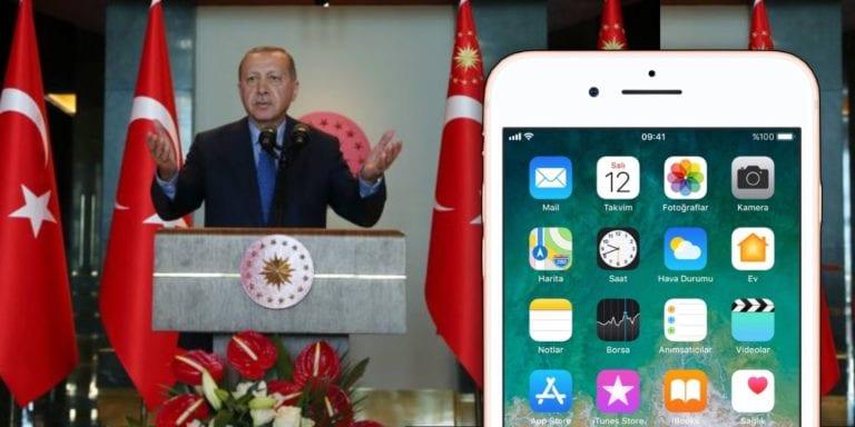 Boikot iPhone, Turki Siapkan Ponsel Lokal Vestel Venus