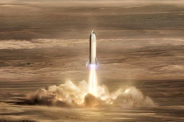 """Selain Planet Mars, Turis SpaceX Bisa Lihat Film """"Menegangkan"""""""