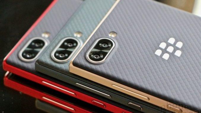 Resmi Dirilis, Ini Spek dan Harga BlackBerry KEY2 Lite