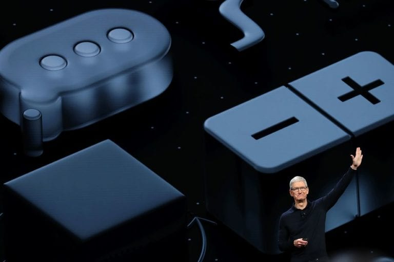 Peluncuran Tiga iPhone Anyar Disiarkan via Twitter