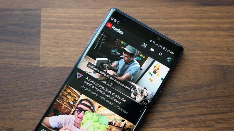 Begini Cara Aktifkan Dark Mode di YouTube Android