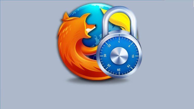 Tips Amankan Browser Firefox di Windows 10