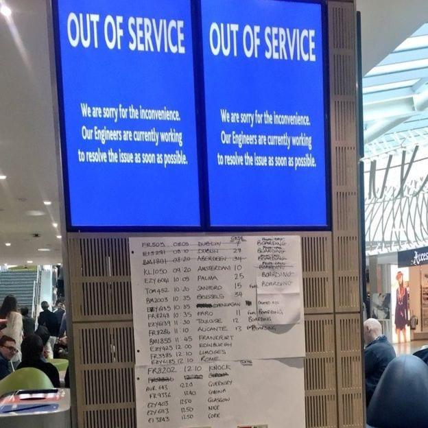 Gawat! Bandara Inggris Diserang Virus Ransomware