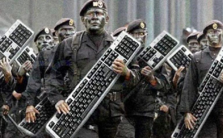 Antisipasi Ancaman Rusia, Inggris Siapkan 2.000 Pasukan Siber