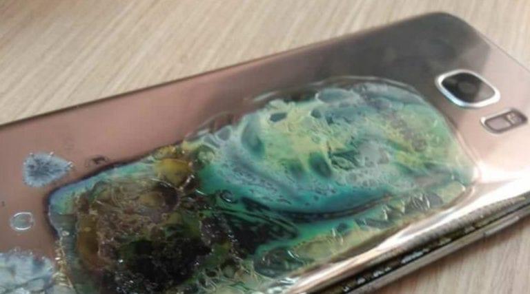 Dalam Sebulan, Dua Smartphone Flagship Samsung Meledak