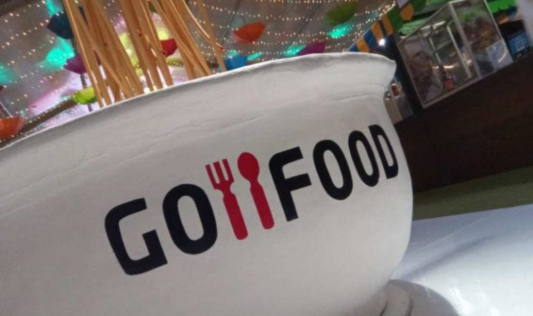 Nilai Transaksi Go-Food Terbesar di Dunia