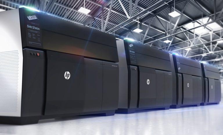 Hewlett Packard Ciptakan Mesin Cetak Logam 3D