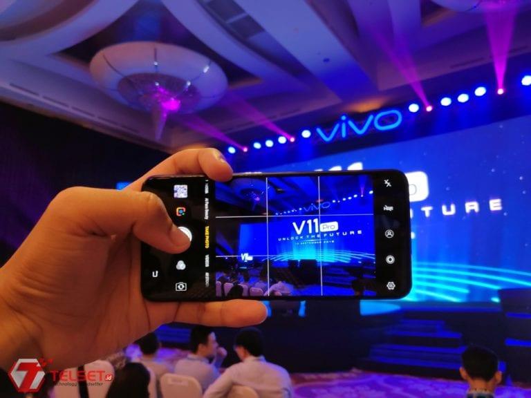 Vivo V11 Pro Diklaim Cocok Buat Nge-game, Ini Alasannya