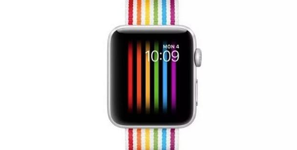 Apple Watch Rainbow Face Dilarang di Rusia, Kenapa?