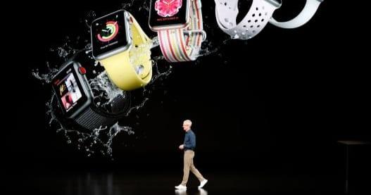 "Selain Milenial, Apple Watch 4 Juga Sasar <i></noscript>""Baby Boomers""</i>"