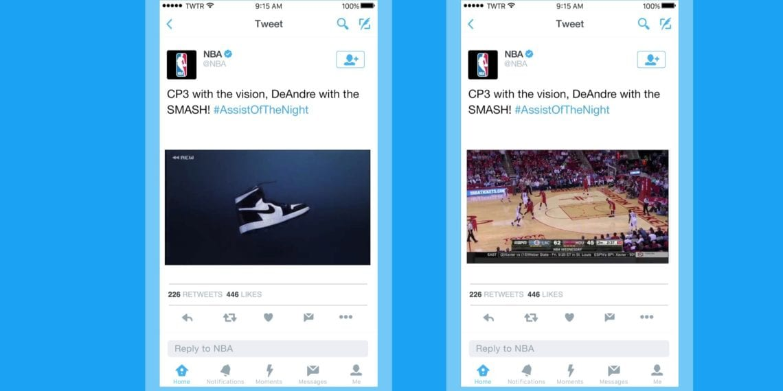 Twitter Akan Hadirkan Live Streaming dan Video Highlights