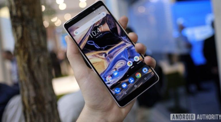 Android 9.0 Pie Beta Bergulir ke Nokia 7 Plus