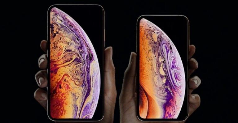 LG Pasok Layar OLED untuk iPhone XS dan XS Max