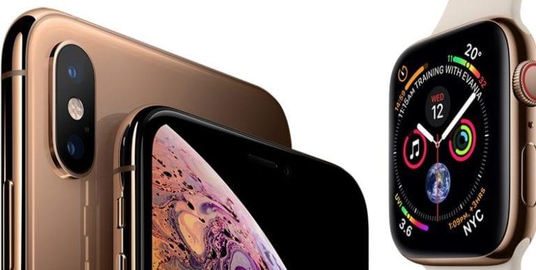 Pre-order Apple Watch 4 Kalahkan Trio iPhone 2018