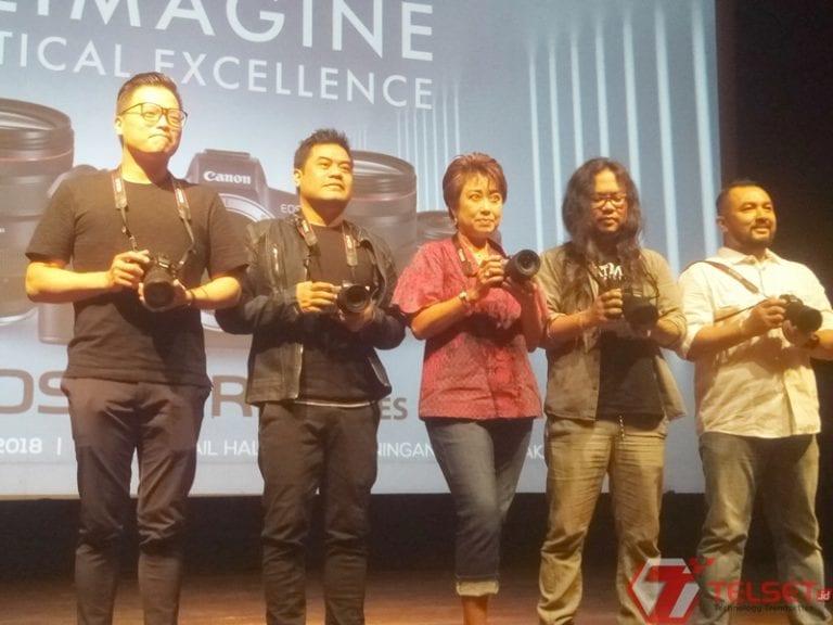 Canon EOS R, Kamera Mirorrless Full Frame Setara DSLR Premium