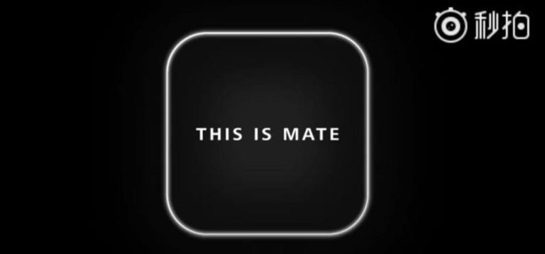 Huawei 'Konfirmasi' Mate 20 Punya Tiga Kamera Belakang