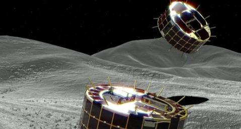 JAXA Berhasil Daratkan Dua Rover di Asteroid