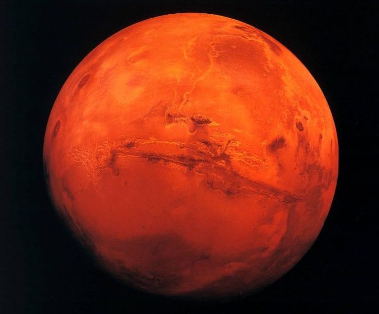 Radiasi akan Gagalkan Misi Manusia ke Mars