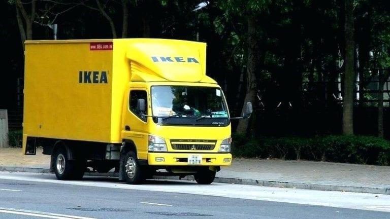 Tahun 2020, IKEA Kirim Barang Pakai Mobil Listrik