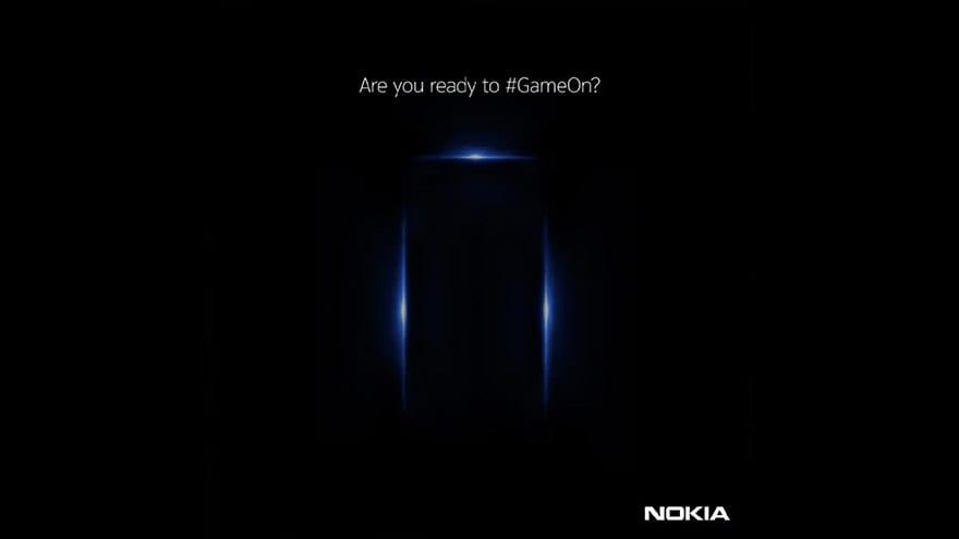 Smartphone gaming Nokia