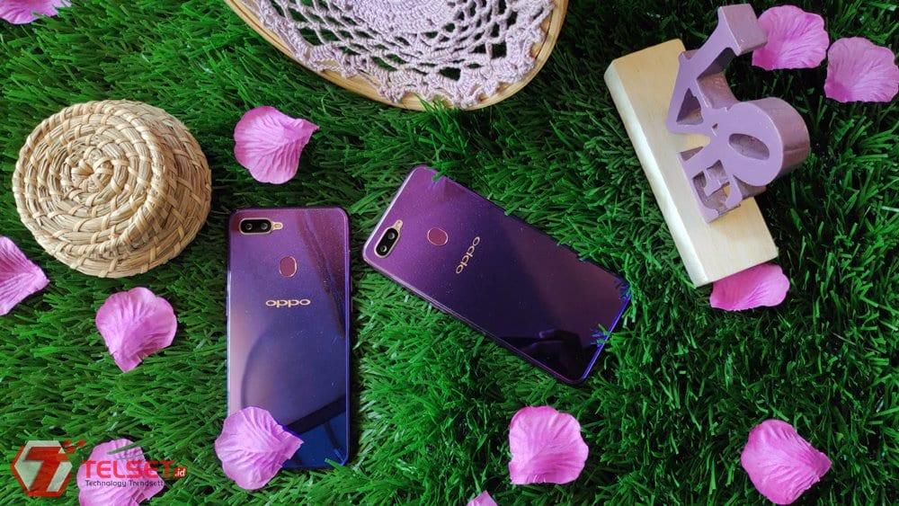 Oppo F9 Starry Purple