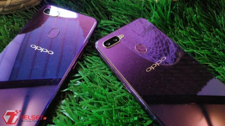 Penuh Bintang! Oppo F9 Starry Purple Resmi Dijual