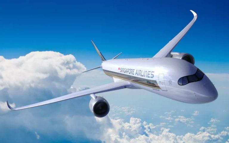 Pesawat Ini Lewati Rute Penerbangan Terpanjang di Dunia