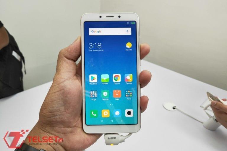 Hands-on Xiaomi Redmi 6, Kerja Efisien Berkat SoC MediaTek