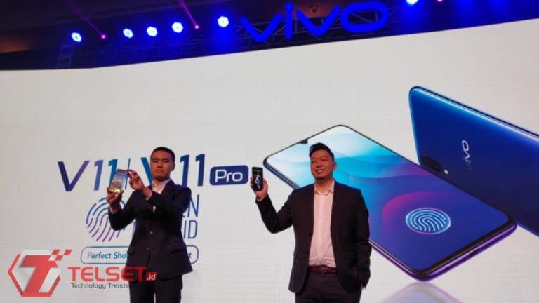 Spek Mumpuni dan Berinovasi, Ini Harga Vivo V11 Pro