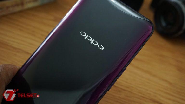 "Oppo Pamer Smartphone dengan ""Kamera di Layar"", Segera Rilis?"