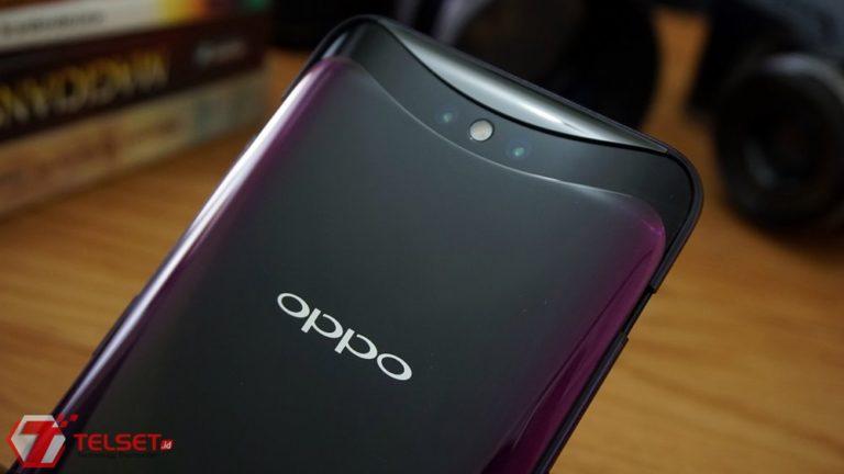 """Oppo Find Y jadi Smartphone Pertama dengan """"Kamera di Layar"""""""