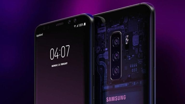 Tampil Beda, Samsung Galaxy S10 Punya Warna Gradasi