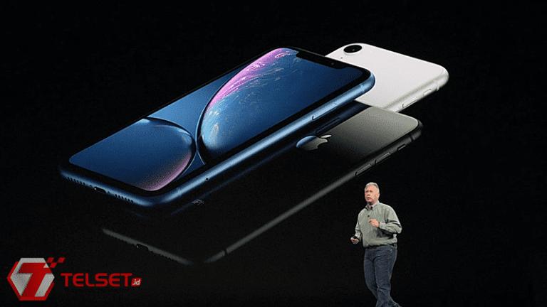 Smartphone Murah Apple Diluncurkan, iPhone Xr