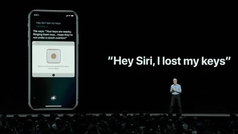Siri suka error
