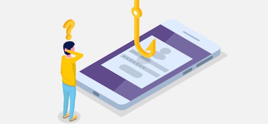 Tipu Pengguna Smartphone